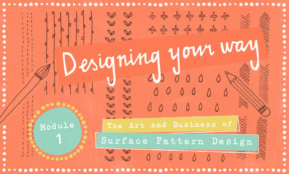 The Art and Business of Surface Pattern Design
