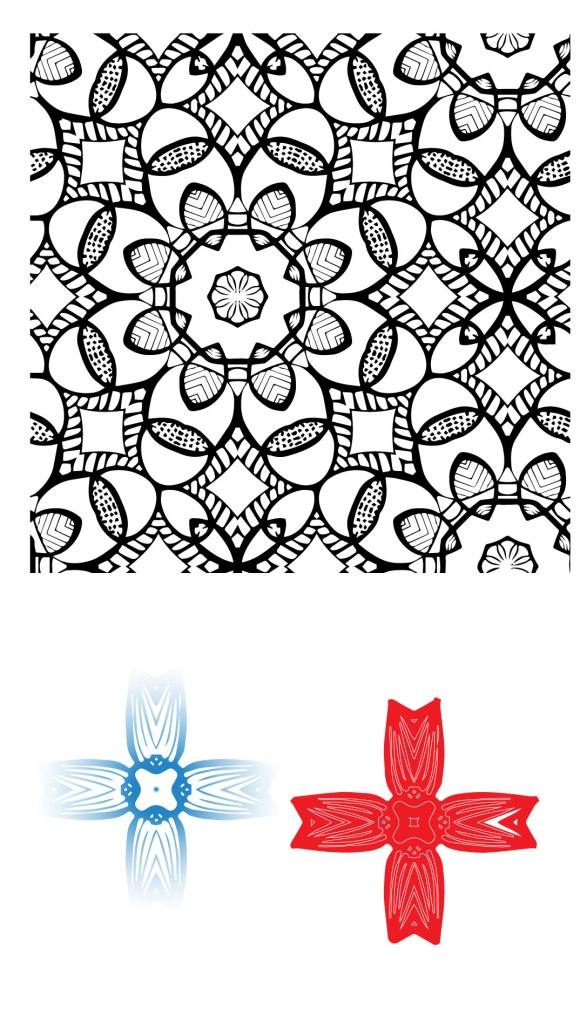 motifs from doodles