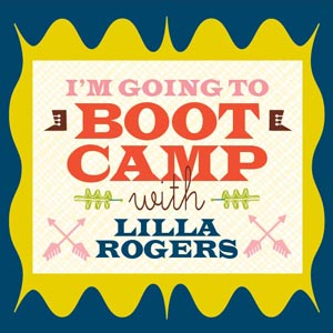 Bootcamp with Lilla Rogers