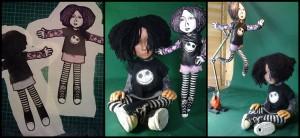 Clara - rag doll test