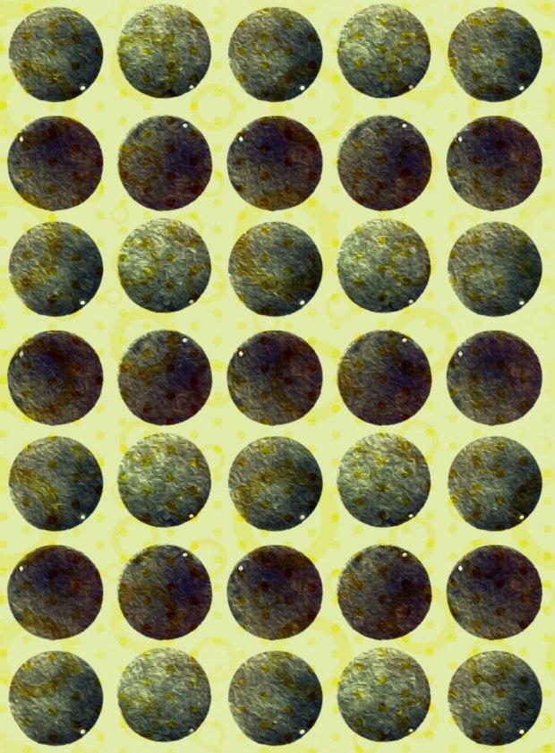 Green Moon Discs
