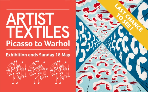 ARTIST TEXTILES Picasso to Warhol