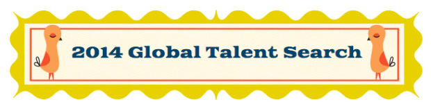 Lilla Rogers Global Talent Search 2014